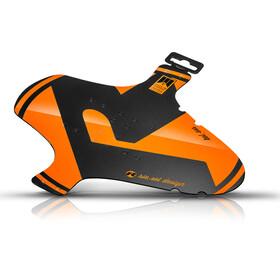 """Riesel Design kol:oss Parafango anteriore 26-29"""", nero/arancione"""